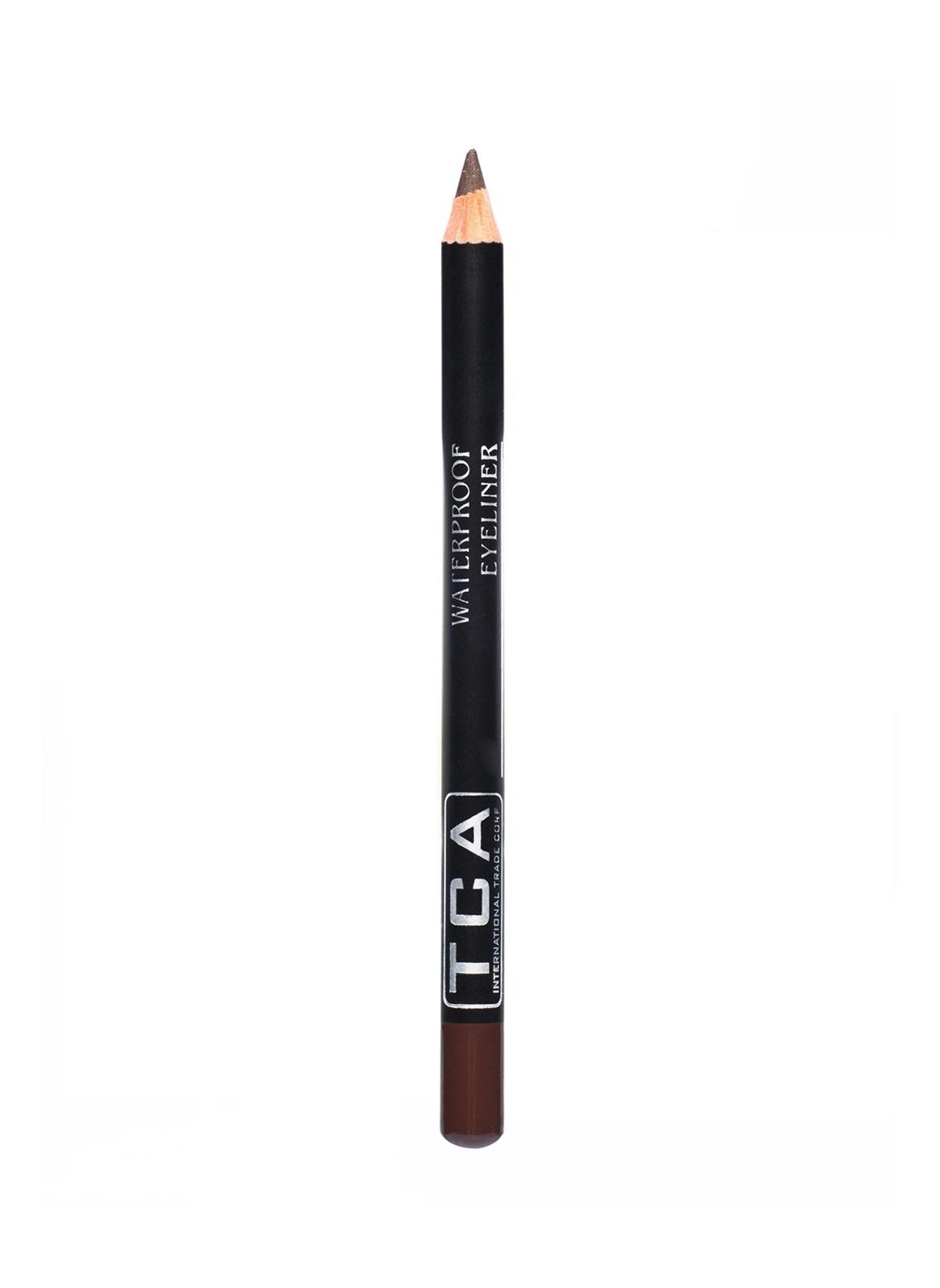 Tca Studio Make Up Waterproof Eyeliner – Dark Brown Tca Studıo Make-up Waterproof Eyelıner – – 9.99 TL